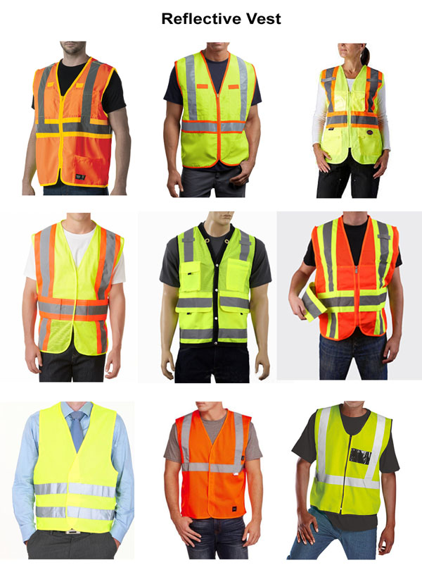 reflective vest related products