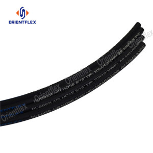 High pressure compressor air hose