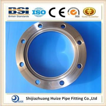 China for Stainless Steel Slip On Flange ASTM A105 slip on flange RF supply to Romania Suppliers