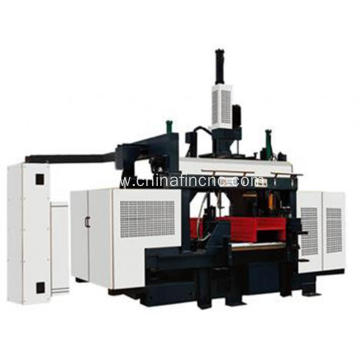 High Speed Channel Steel Drilling Machine