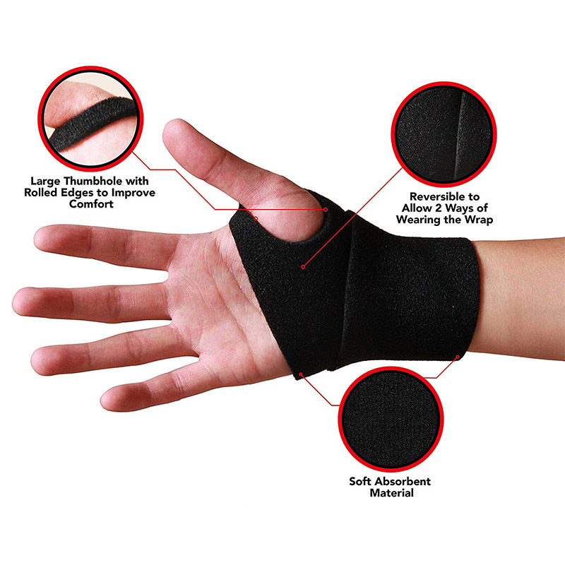 Adjusable Wrist Support