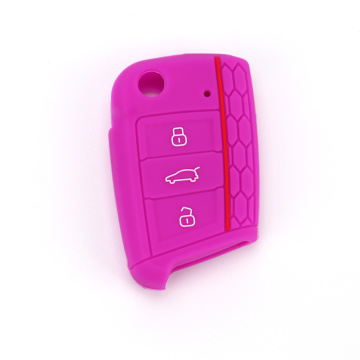 Protective Silicone Remote Car Key Case