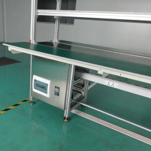 Food Grade PVC Belt Conveyor System