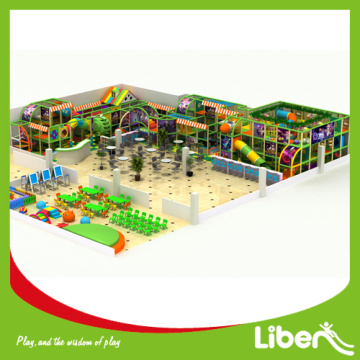 Indoor softplay  area for school