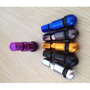 colorful sensor snap-in tire valve