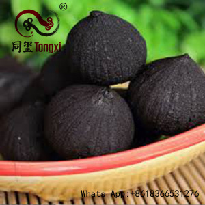 Healthy Single Clove Black Garlic