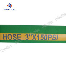 38mm uhmwpe flexible chemical rubber hose pipe 250psi