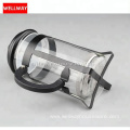 Resistant Borosilicate Glass Maker With 304Stainless Steel