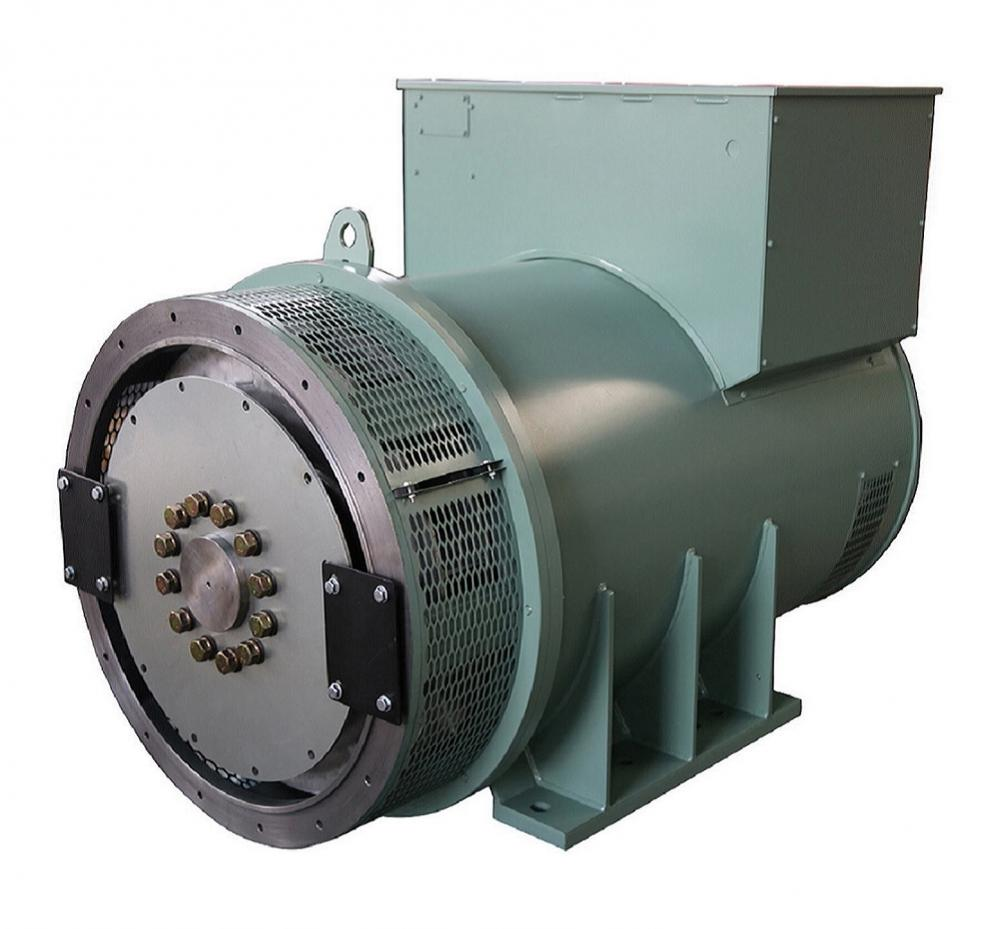 Land-Base Low Voltage Alternator High Efficiency