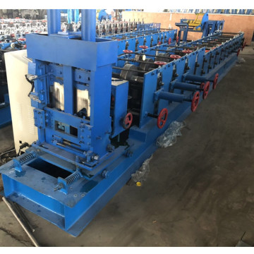 C Section Purlin Roll Forming Machine