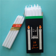 Popular Libya 40G Black Box Snow Candle
