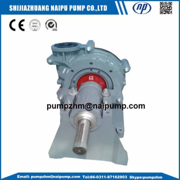 AH horizontal mining slurry pump