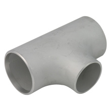 Fast Delivery for Stainless Steel Pipe Fitting,Steel Fitting,Steel Pipe Fittings Manufacturer in China TP316L Stainless Steel Butt Weld Tee export to Thailand Factories