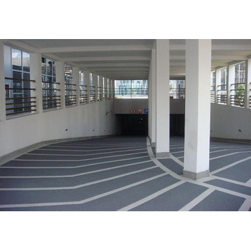 Hospital ramp epoxy mortar anti-slip floor paint
