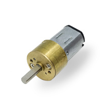 Low Noise N20 DC Mini Gear Motor 5v