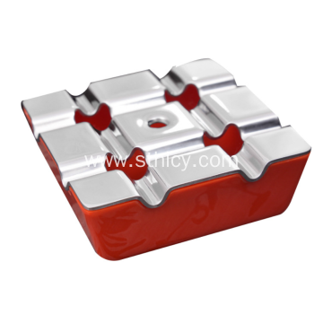 Factory wholesale creative metal ashtray