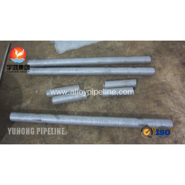 Heat Exchanger Tube Super Duplex S32760 ASME SA789