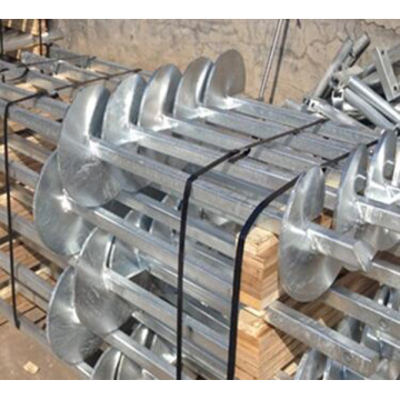 Steel Helix Mooring Anchor
