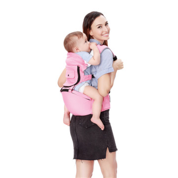 Soft Ergonomic Kiddy Hipseat Baby Carrier