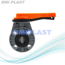 CPVC Butterfly Valve wafer type JIS 10K