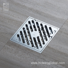 Best Quality for Anti-Odor Brass Floor Drain HIDEEP Bathroom Accessories Network Leakage Floor Drain export to India Exporter