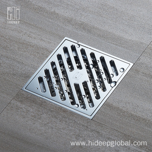 HIDEEP Bathroom Accessories Network Leakage Floor Drain