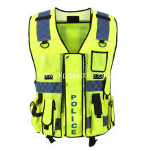 EN471 Hi-vis police safety jacket