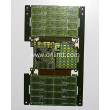 10 Years for Rigid-Flex Printed Circuit Boards Multilayer R-F circuit board supply to Dominica Manufacturer