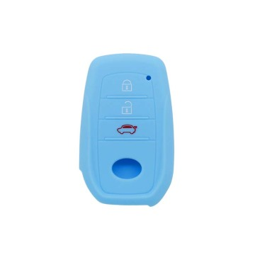 Toyota Highlander silicone car key case covers