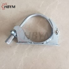 Rapid Delivery for Forged Concrete Pump Clamp CIFA Concrete Pump Pipe Clamp Coupling supply to Monaco Manufacturer