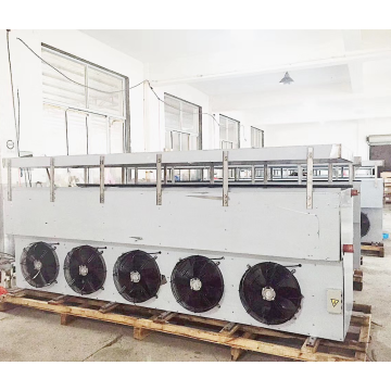 Air cooled evaporator for cold room