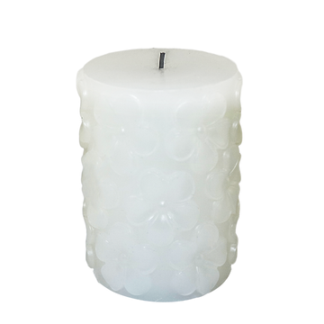 Good  unscented pillar candles