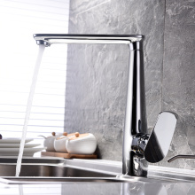 Best Price on for Sink Faucet Hot And Cold Water Copper Kitchen Faucet export to Italy Exporter