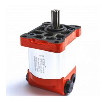 Constant Flow Gear Pumps