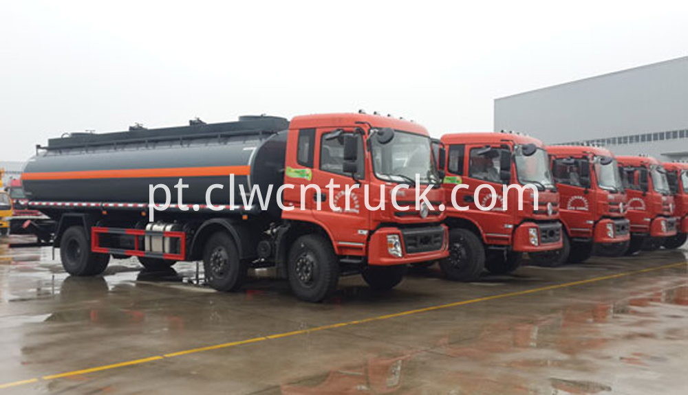 Fuel transport truck 1