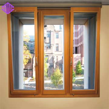 Lingyin Construction Materials Ltd ​New Design Aluminumm  Tilt And Turn Window two way opening aluminum tilt and turn windows