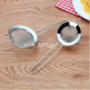 Stainless Steel Strainers Premium Quality Set Of 3