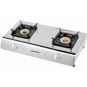 2 Burner Tabletop Gas Cooker Export to UK