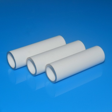 High Precision Glazed Alumina Metallized Ceramic Sleeve