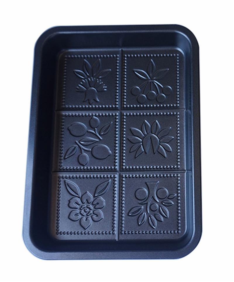 Flower Shortbread Pan