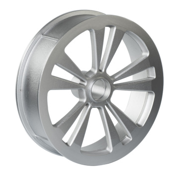 Custom Aluminum Motorcycle Wheel Hubs