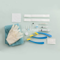 Medical Disposable Sterile Tracheostomy Set CE Approved