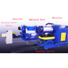 Good Quality for Shearing Machine rolling metal embossing machine export to Chile Manufacturers