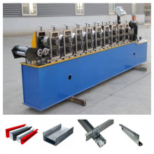 C and U  shape steel roll machine for integrated ceiling