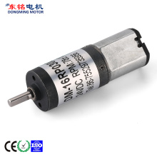 High Quality for 16Mm Dc Planetary Gear Motor 16mm 12 v planetary gear motor supply to Netherlands Importers