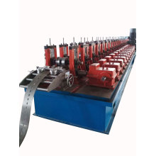 CE Certificated slotted c channel Purlin machine