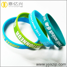 Promotion Gifts Rubber Bracelet For 2018 World Cup