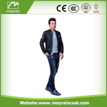Mayrain PU Coating Outdoor Waterproof Jacket