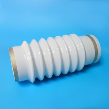 Ceramic Metallized Cylinder for Traveling Wave Tubes