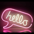 HELLO LED NEON SIGN